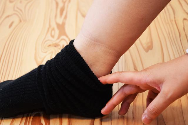 足のむくみ解消法